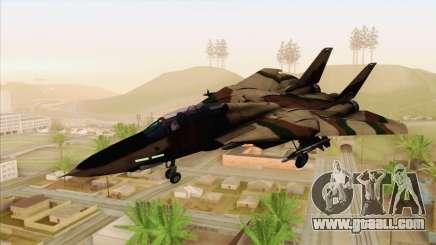 Grumman F-14A IRIAF for GTA San Andreas