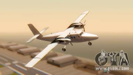 DHC-6-300 Twin Otter for GTA San Andreas