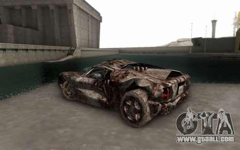 Bullshit for GTA San Andreas