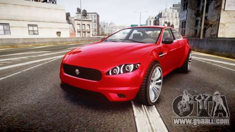 GTA V Ocelot Jackal liberty city plates for GTA 4