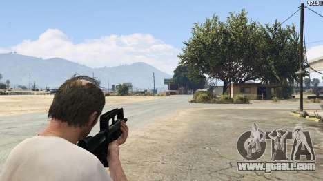 GTA 5 Famas F1 seventh screenshot