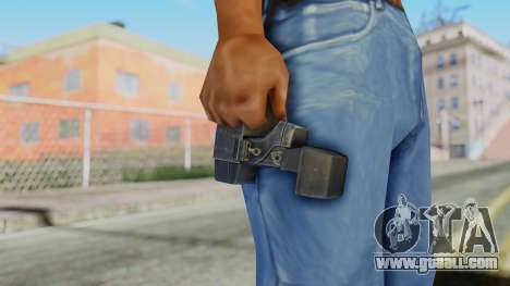 Camera from Silent Hill Downpour for GTA San Andreas third screenshot
