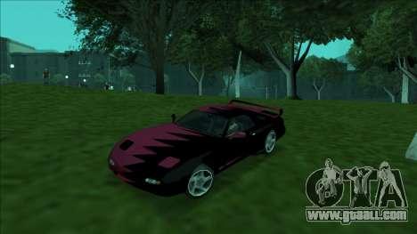 ZR-350 Double Lightning for GTA San Andreas engine