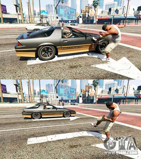 GTA 5 Infinite power v0.3 second screenshot