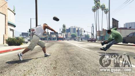 GTA 5 Infinite power v0.3