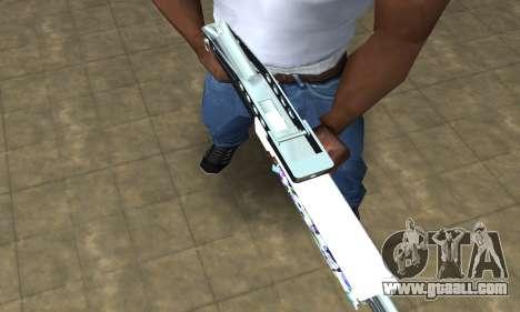 Graf Spas-12 for GTA San Andreas second screenshot