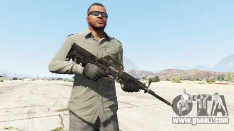 GTA 5 M4A1