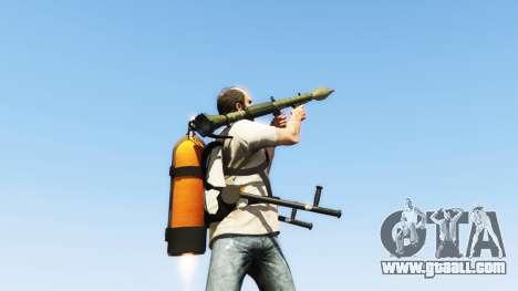 GTA 5 Jetpack v1.0.1 fifth screenshot