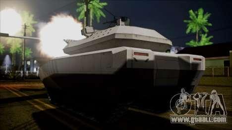 PL-01 Concept Desert for GTA San Andreas left view