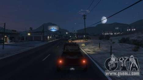GTA 5 Realistic Vehicle Controls LUA 1.3.1 second screenshot