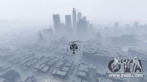 GTA 5 Singleplayer Snow 2.1