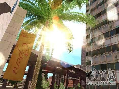 Jungles ENB v1.0 for GTA San Andreas