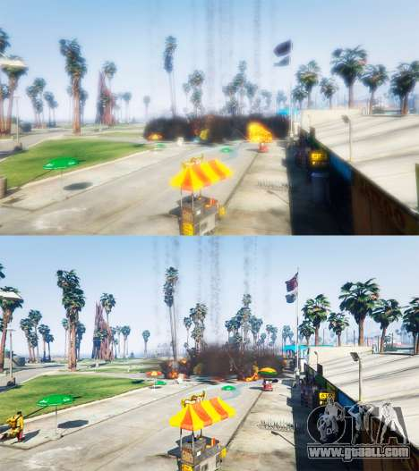 GTA 5 Airstrike v1.2 second screenshot