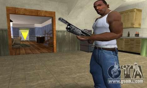 Sawn-Off Shotgun for GTA San Andreas second screenshot