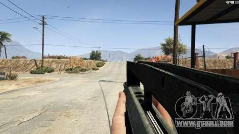 GTA 5 Famas F1 third screenshot