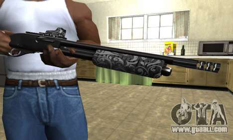 Sawn-Off Shotgun for GTA San Andreas