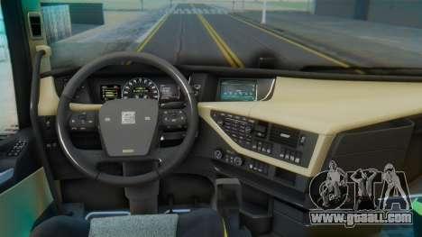 Volvo FH Euro 6 Heavy 8x4 for GTA San Andreas right view
