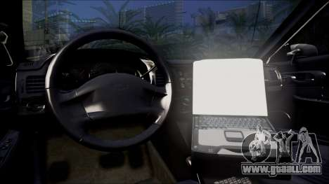 Chevrolet Impala FBI Slicktop for GTA San Andreas right view