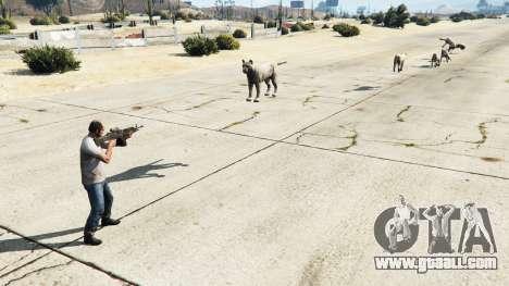 Animal Cannon v1.1 for GTA 5