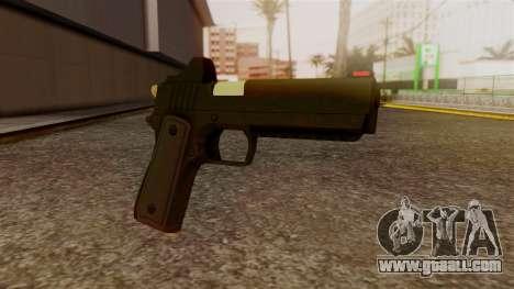 Heavy Pistol GTA 5 for GTA San Andreas