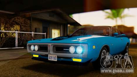 Dodge Charger Super Bee 426 Hemi (WS23) 1971 IVF for GTA San Andreas