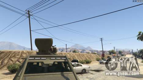 GTA 5 Control Heist Vehicles Solo [.NET] 1.4 third screenshot