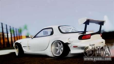 Mazda RX-7 (FD) for GTA San Andreas
