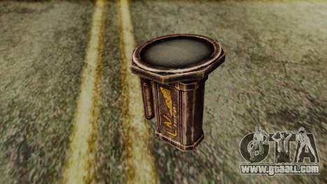 Forensic Flashligh from Silent Hill Downpour for GTA San Andreas