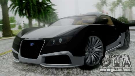 Truffade Adder Hyper Sport for GTA San Andreas