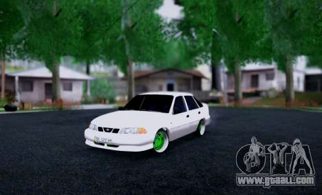 Daewoo Nexia 2006 for GTA San Andreas