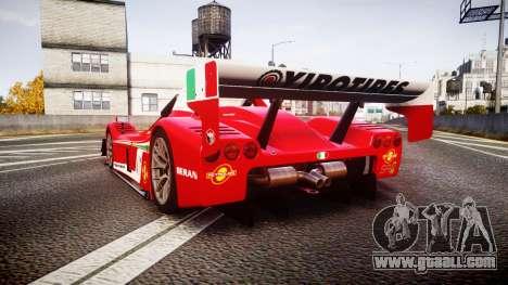 Radical SR8 RX 2011 [6] for GTA 4 back left view