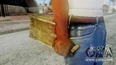 Red Dead Redemption Detonator for GTA San Andreas third screenshot