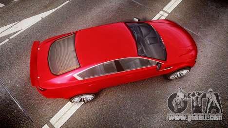 GTA V Ocelot Jackal liberty city plates for GTA 4 right view