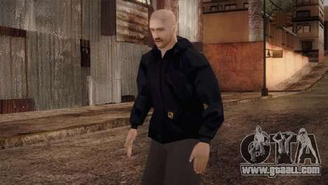 Mercenary mafia for GTA San Andreas