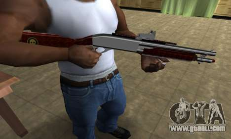 Death Shotgun for GTA San Andreas