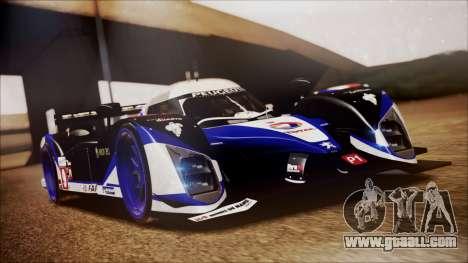 Peugeot Sport Total 908 HDi FAP Autovista for GTA San Andreas