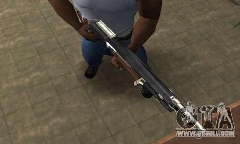 Biggie Shotgun for GTA San Andreas second screenshot