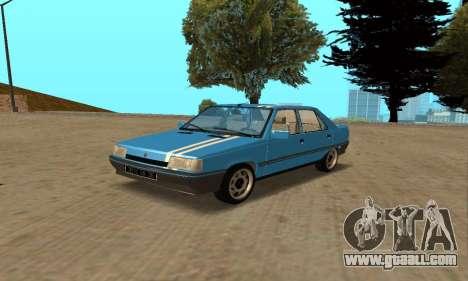 Renault 9 TSE 1992 for GTA San Andreas wheels