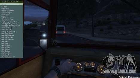 GTA 5 Realistic Vehicle Controls LUA 1.3.1 ninth screenshot