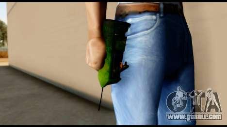 Brasileiro Bomb Detonator for GTA San Andreas third screenshot