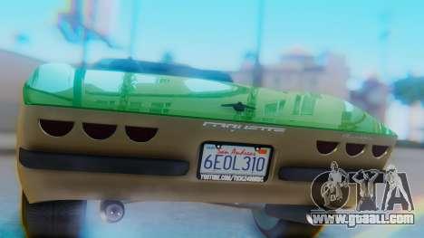 Invetero Coquette BlackFin v2 GTA 5 Plate for GTA San Andreas inner view