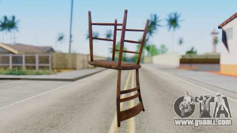 Chair from Silent Hill Downpour for GTA San Andreas second screenshot