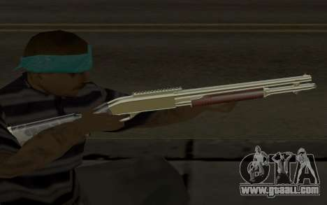 Weapon Pack for GTA San Andreas