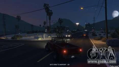 GTA 5 Realistic Vehicle Controls LUA 1.3.1 fourth screenshot