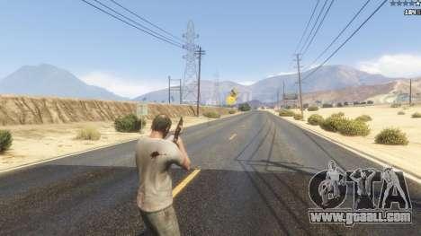 GTA 5 Powerful Shotguns [.NET] 0.2 fifth screenshot
