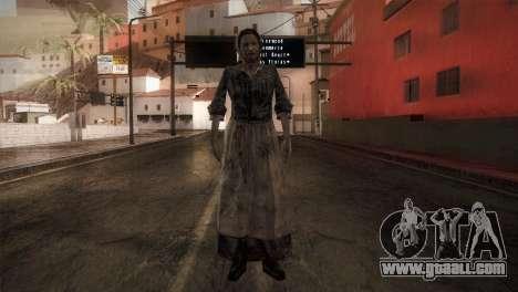 RE4 Maria for GTA San Andreas second screenshot