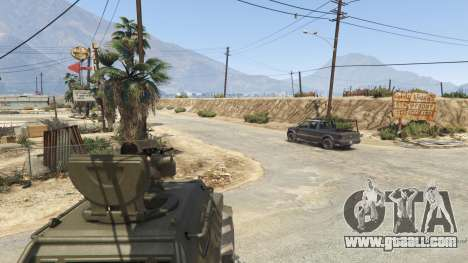 GTA 5 Control Heist Vehicles Solo [.NET] 1.4 second screenshot
