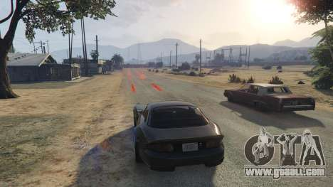 Vehicle Weapons .NET 0.1 for GTA 5