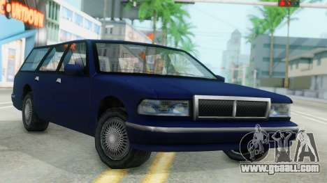 Premier Station Wagon for GTA San Andreas