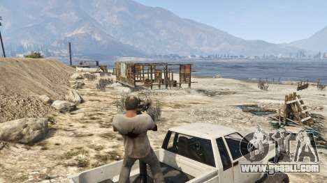 GTA 5 Control Heist Vehicles Solo [.NET] 1.4 sixth screenshot